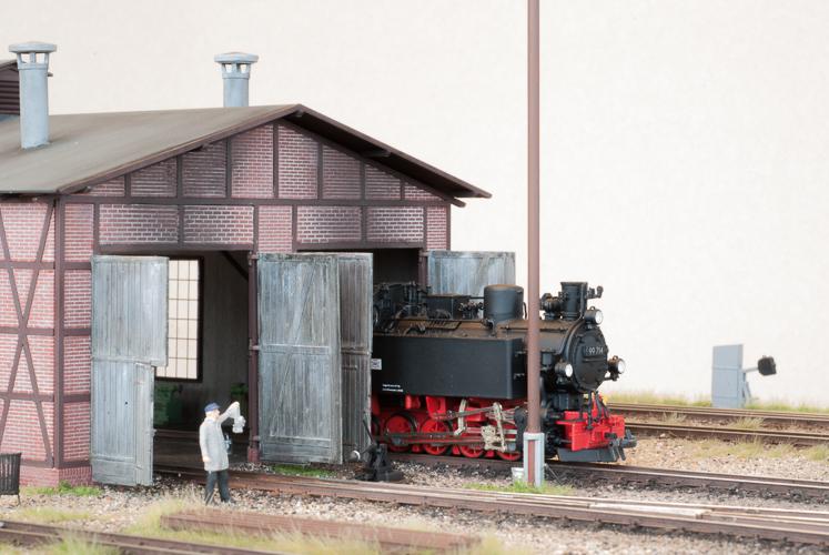 Beispiele der Baugrösse H0e  SMK Modellbau